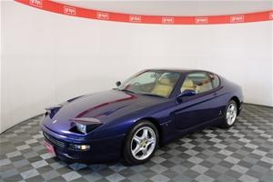 1996 FERRARI 456 Manual Coupe