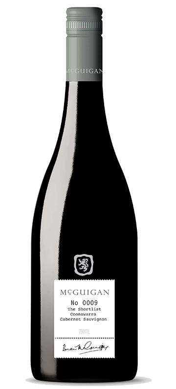 McGuigan The Shortlist Cabernet Sauvignon 2014 (6 x 750mL), SA