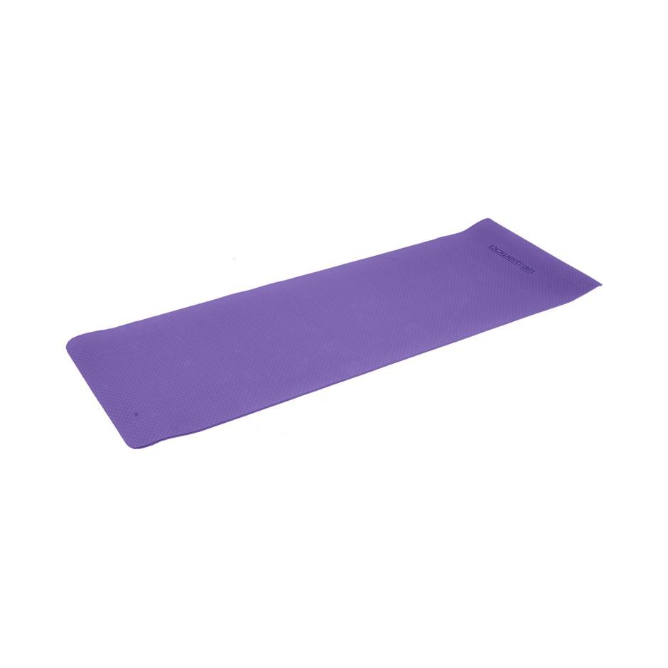 Powertrain Eco Friendly TPE Yoga Exercise Pilates Mat 6mm - Lilac