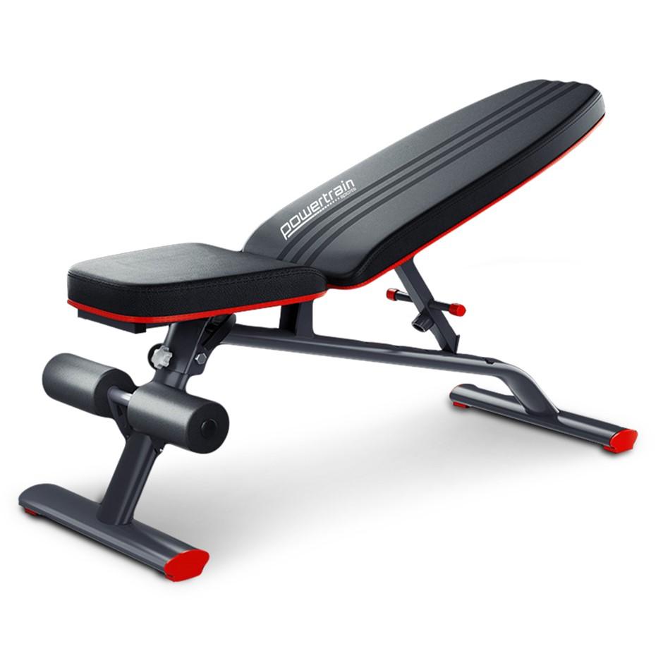 Powertrain Adjustable Incline-Decline Gym bench