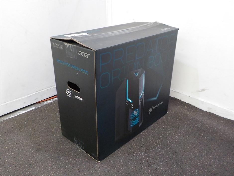 Acer Predator PO3-600 Desktop