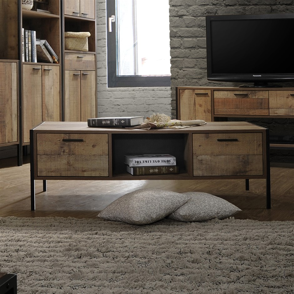 Mascot Coffee Table has a classic look that will suit in any home