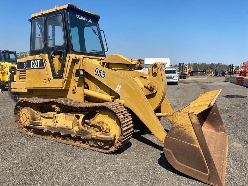 Caterpillar 953 Drott Tracked Loader
