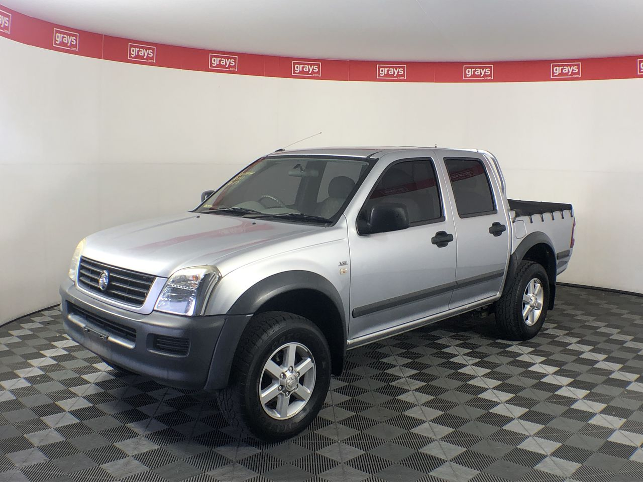 Holden Rodeo LX RA Automatic Dual Cab