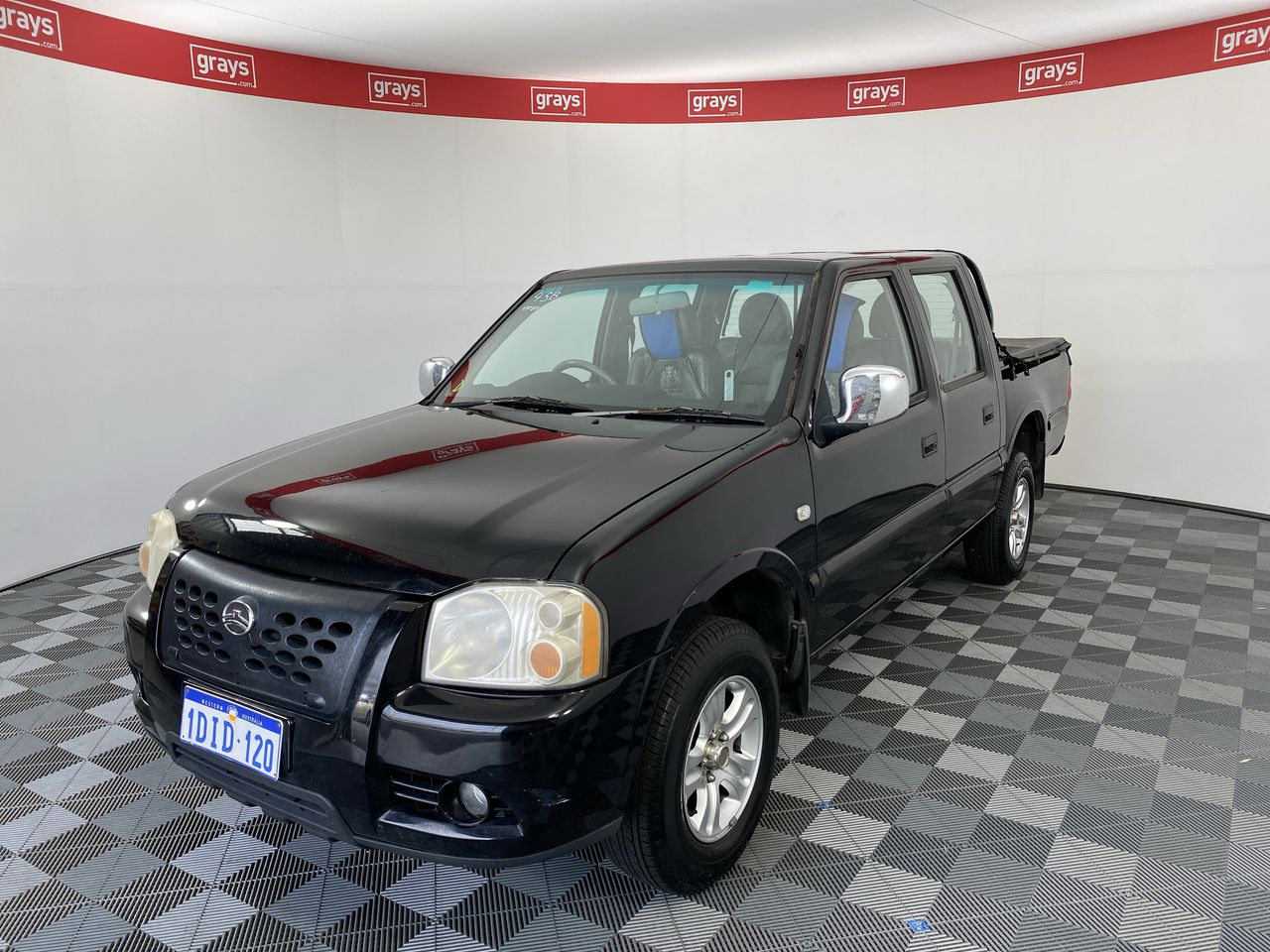 2010 Great Wall SA220 Manual Dual Cab