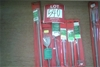 5 assorted REI Tools Spade Bits and 1 extension bar. New