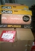3 units of JCB paint roller covers. 229mm x 57mm for water based paints