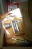 Box of approximately 8 Zinc Alloy Knob latches