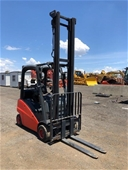 Unreserved Forklifts Sale - Toowoomba