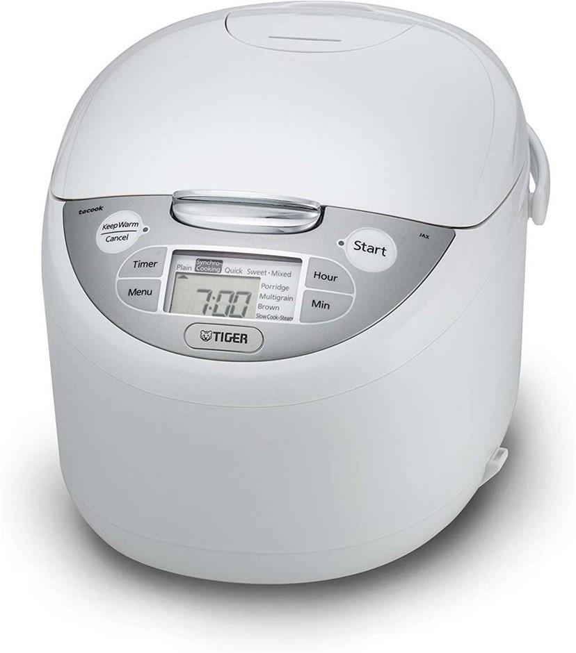 TIGER Multi-Function Rice Cooker 1.8L Model JAX-R18A. N.B. Not in original