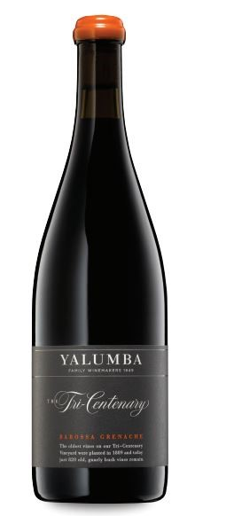 Yalumba The Tri-Centenary Grenache 2015 (6 x 750mL) Barossa, SA
