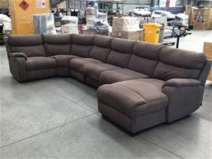 Porter 6-Seater Modular Lounge with Sofa