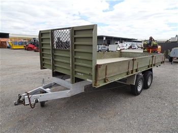 Trailer Custom Made