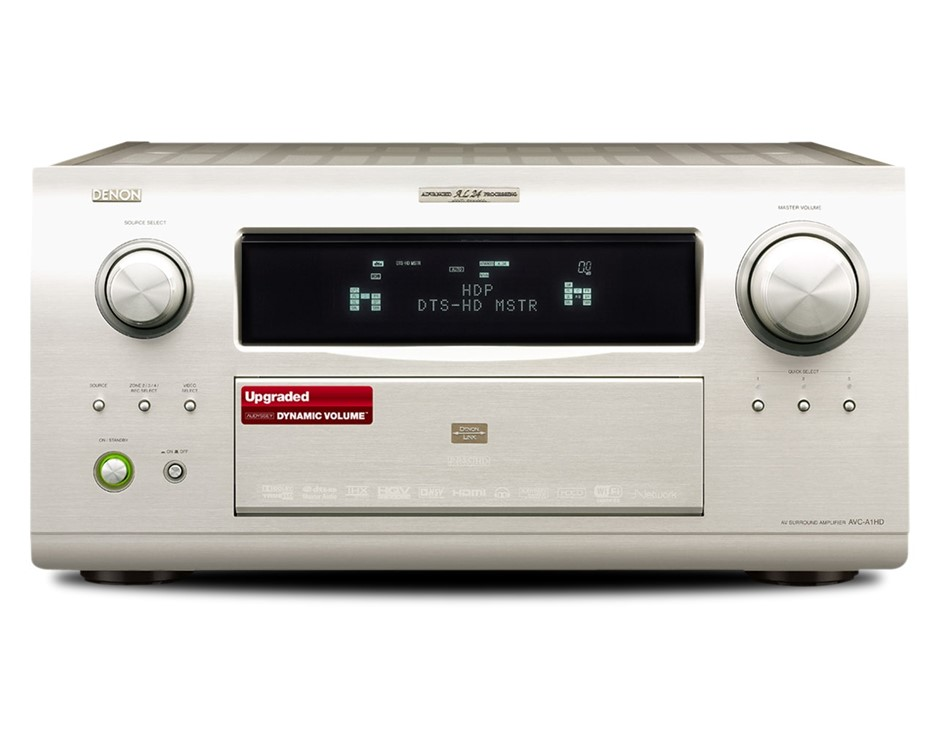 Denon AVC-A1HD AV Surround Integrated Amplifier