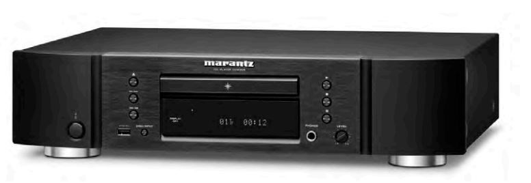 Marantz CD6005 CD Player (Black)