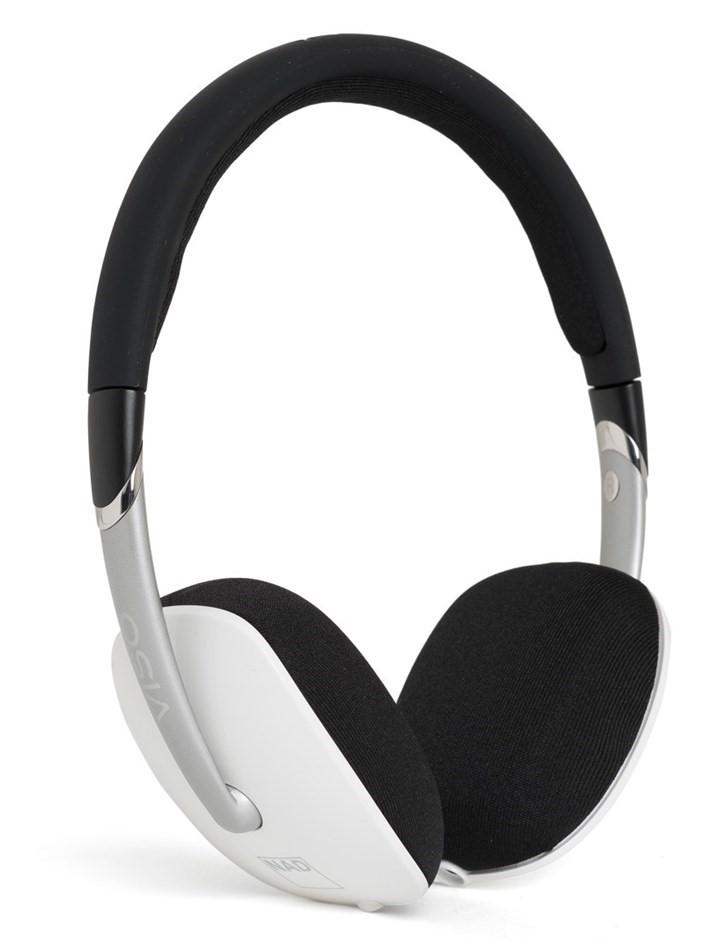 NAD VISO HP30 On-Ear Headphones (White) (New)