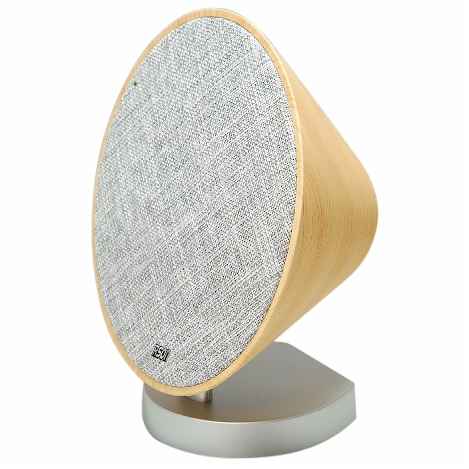 RSON Bluetooth Radial Wireless Speaker 3w x 2, Operating Distance 10m, Musi