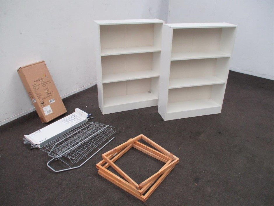 Pallet of Household Furniture