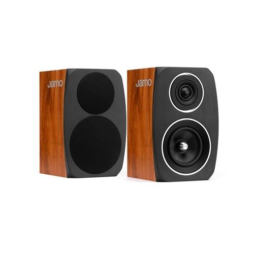 Jamo C91 Bookshelf Speakers (Dark Apple)(Pair)