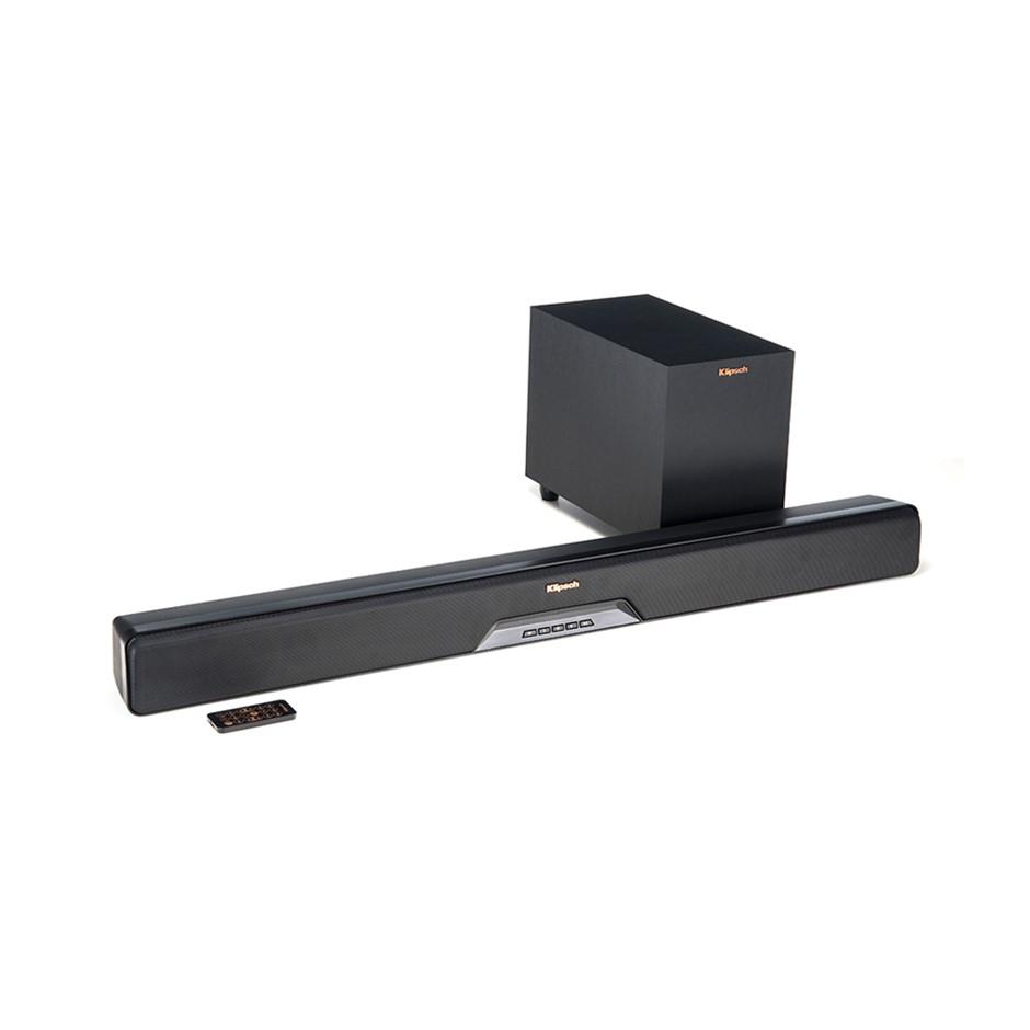 Klipsch Rsb-6 Soundbar Black