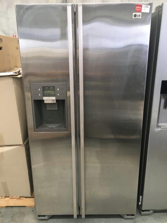 LG 6WL227YSQA Stainless Steel 2 Door Fridge/Freezer