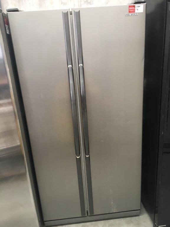 Samsung SRS536NP Stainless Steel Door Fridge/Freezer