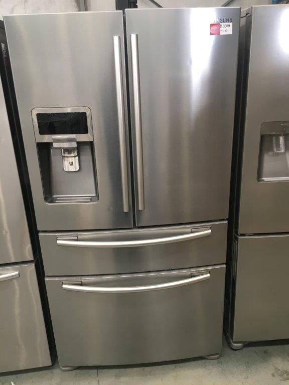 Samsung SRF801GDLS Stainless Steel 2 Door 2 Drawer Fridge/Freezer