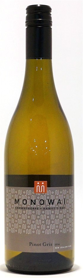 Grey Label Pinot Gris 2020 (12 x 750mL) Hawke's Bay, NZ