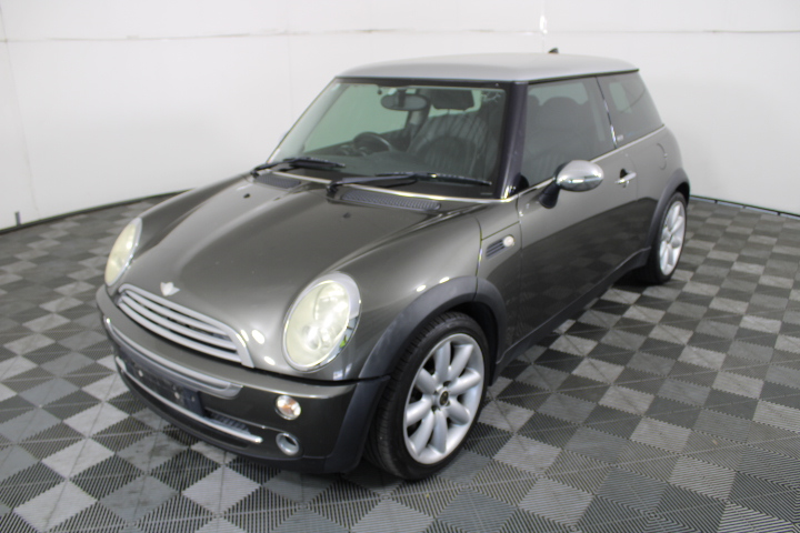 2006 Mini Cooper Automatic Hatchback 116,882 km's