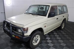 1993 Mitsubishi Pajero (4x4) NJ Wagon