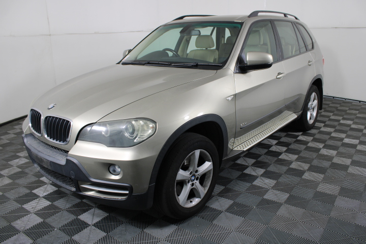 2007 MY08 BMW X5 3.0d T/Diesel E70 Auto 4WD 7 Seat Wagon
