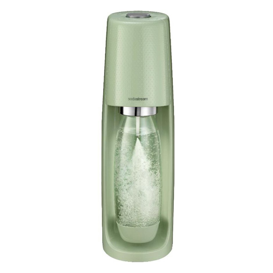 SodaStream Decor Edition Spirit Sparkling Water Maker - Country Green