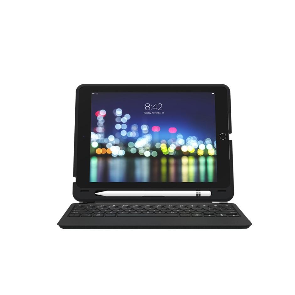 Zagg Slim Book For iPad 10.2 - Black