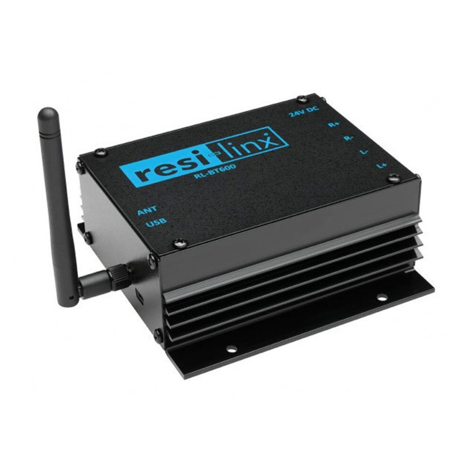 Resi-Link Professional Compact Amplifier With Bluetooth Receiver
