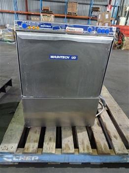 UD Washtech Commercial Dishwasher