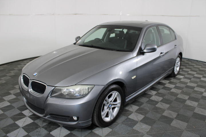2009 MY10 BMW 320i Executive E90 Auto Sedan Update Leather Sunroof Sat Nav
