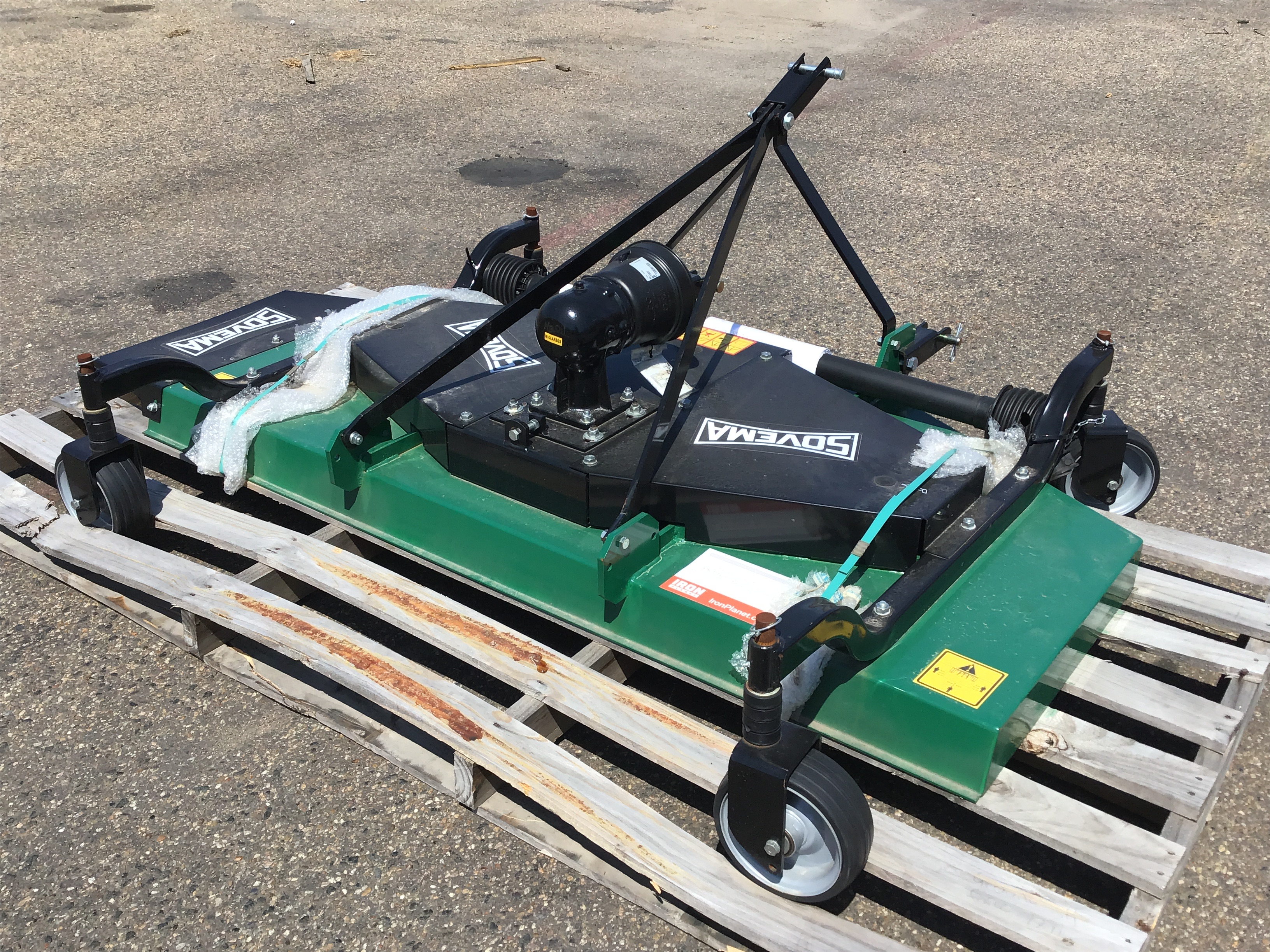 "Unused 2019 72"" Sovema Em-2 72 Finishing/Estate Mower"