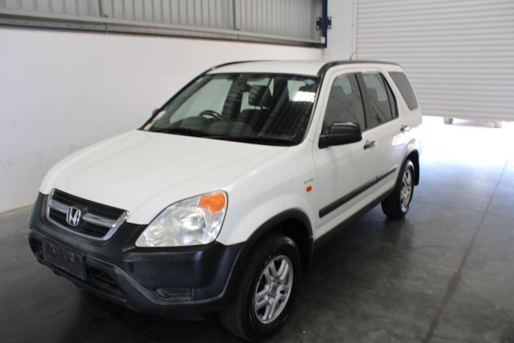 2004 Honda CR-V RD Automatic Wagon