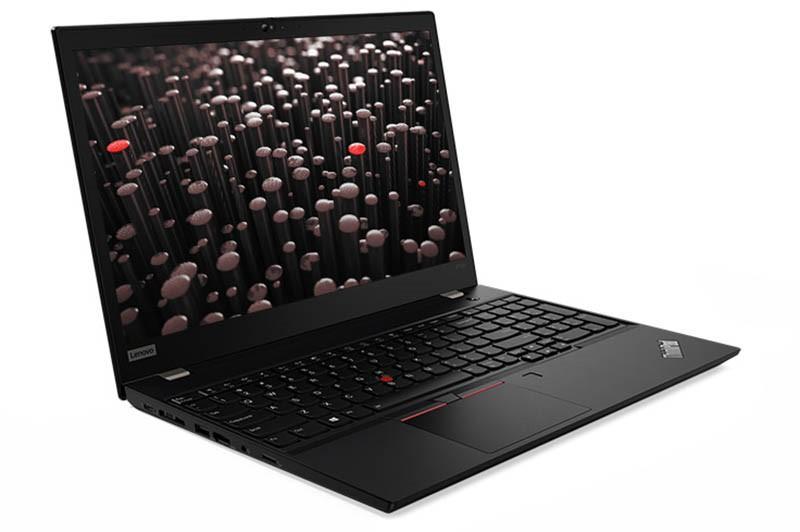 Lenovo ThinkPad P14s 14-inch Notebook, Black