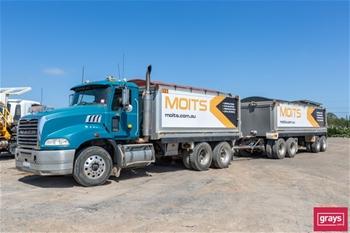 Tipper Truck & Dog Sets
