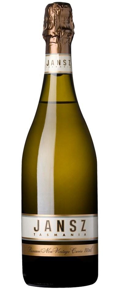 Jansz of Tasmania `Premium Cuvée NV (6 x 750mL),TAS.