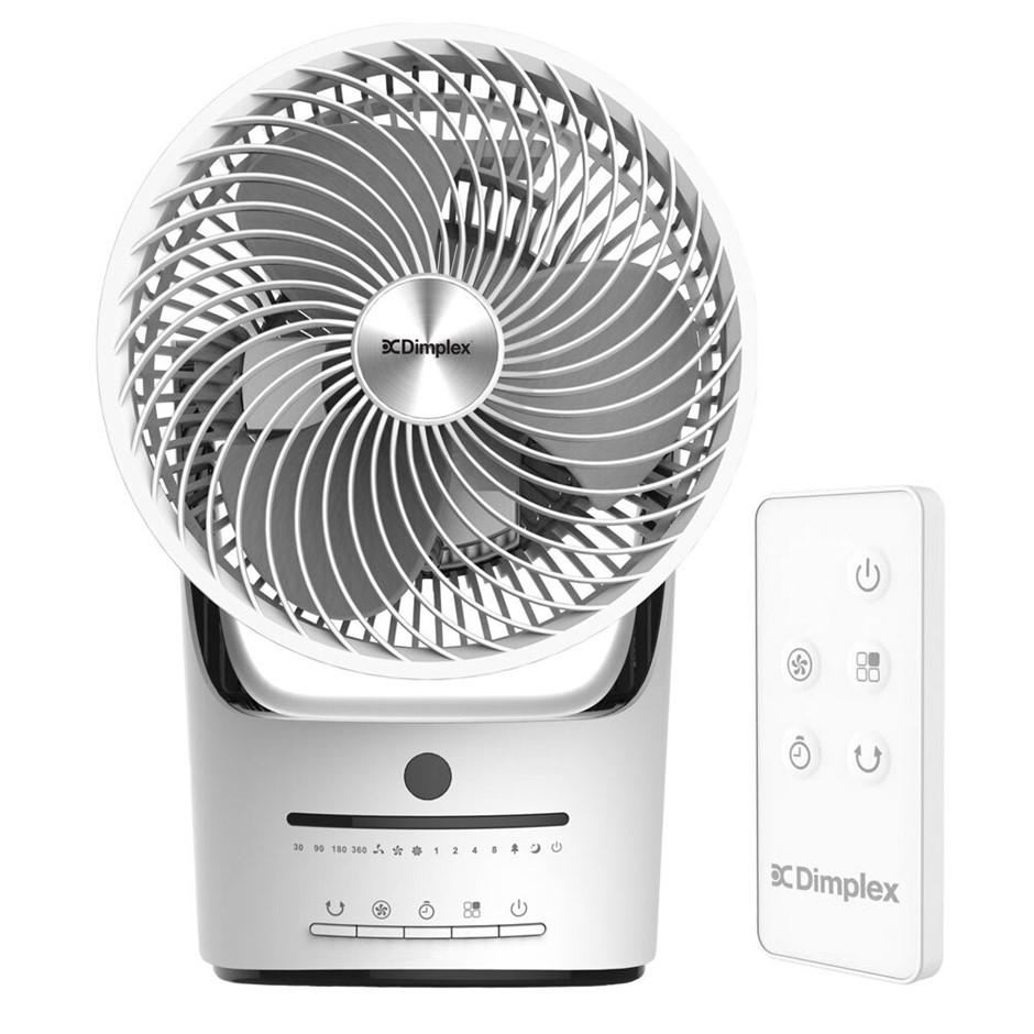 Dimplex Air Circulator w/ Electronic Controls/Timer/Remote