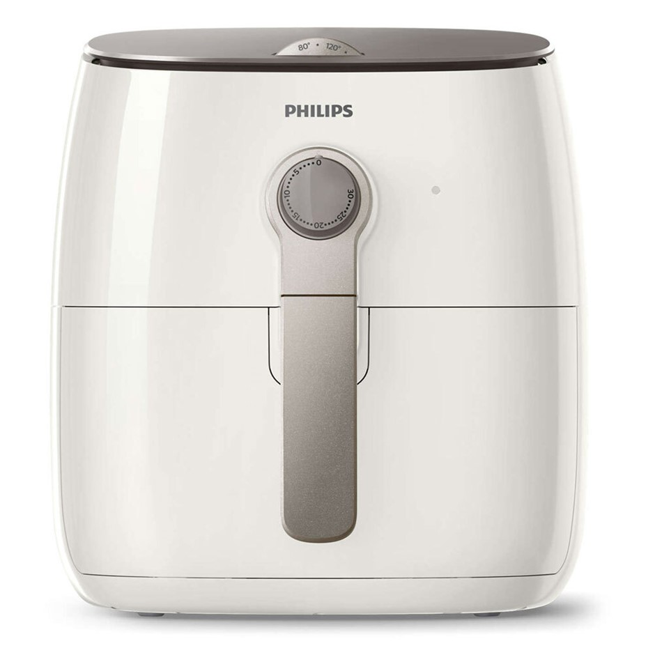 Philips HD9721/21 Airfryer Rapid Air Fryer Cooker - White