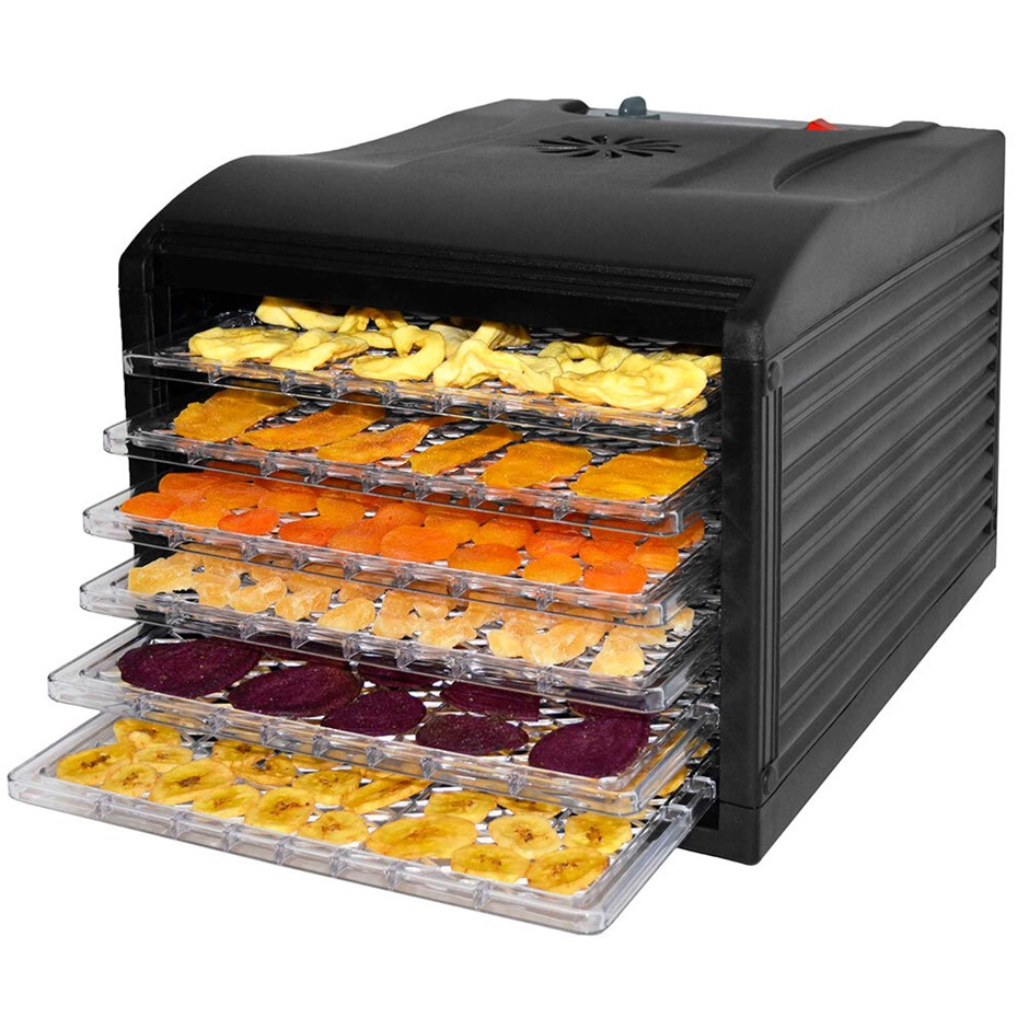 Healthy Choice 6 Rack Food Dehydrator