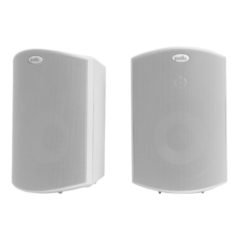 Polk Audio Atrium 4 All-Weather Outdoor Speakers - White