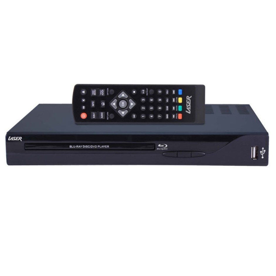 Laser HDMI RCA Blu Ray & Multi Region DVD Player