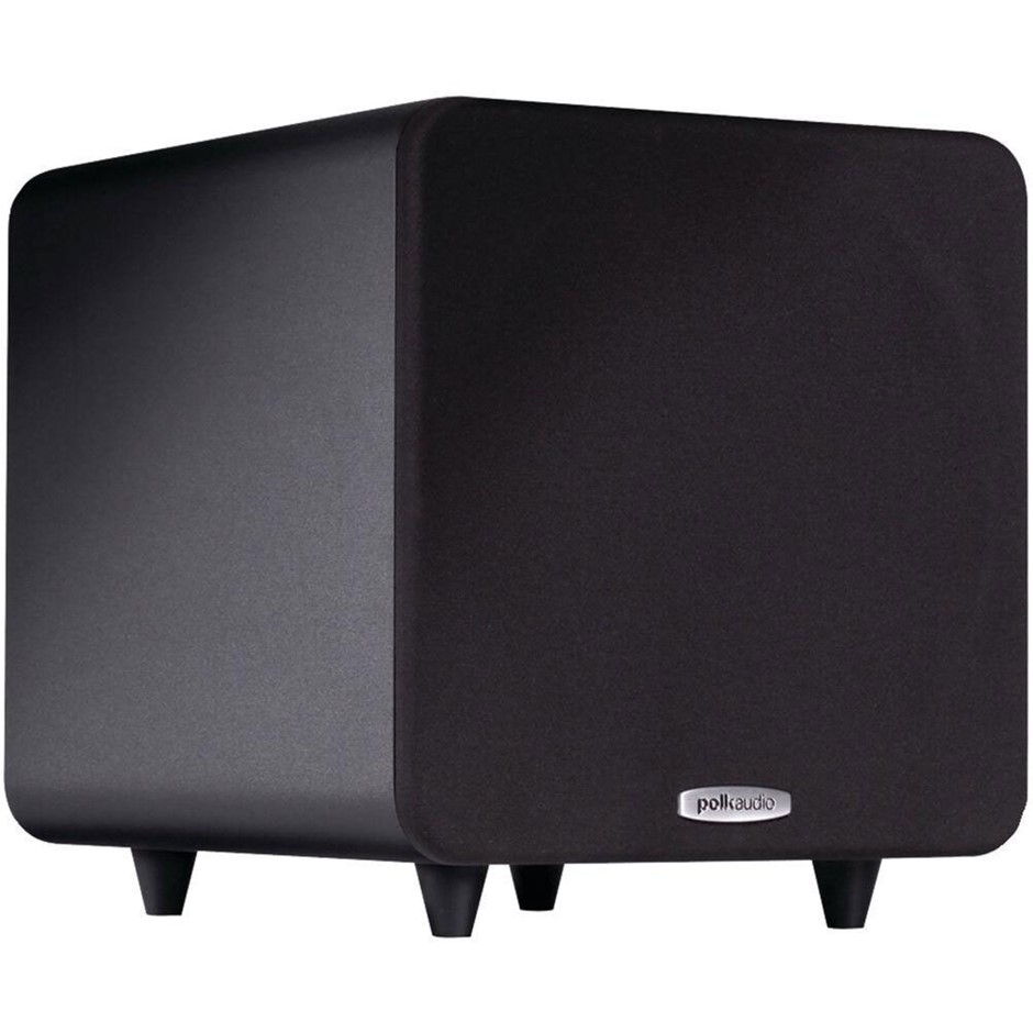 "Polk Audio PSW111 300W 8"" Subwoofer - Black"