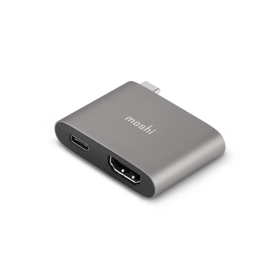 Moshi USB-C to HDMI Adapter w/ Charging
