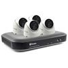 Swann 4 Camera 8 Channel 4K Ultra HD DVR Security System 2TB Night Vision