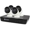 Swann 8 Ch Security System w/  2TB HDD/ 4 x 5MP Super HD Bullet Cameras